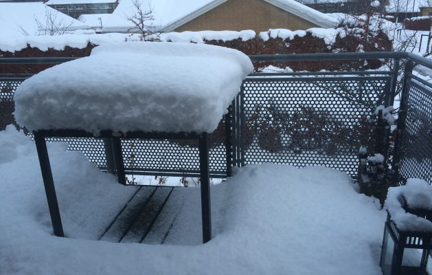 Winter wonderland – pretty picture or risky business?