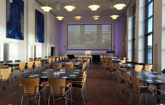 Meet in the World's largest meeting room