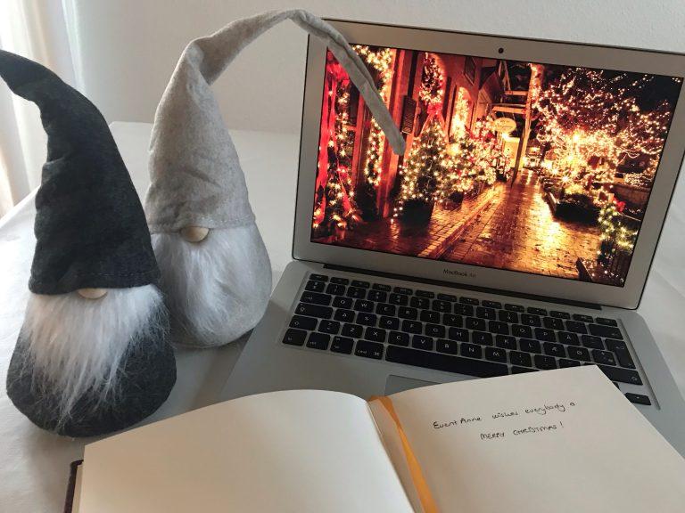 Jul på bloggen