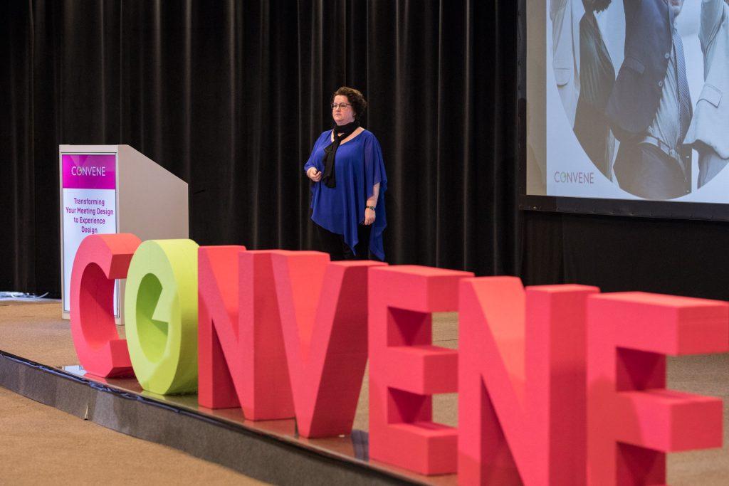 EventAnne at Convene in Vilnius, February 14, 2019. Photo © Convene.lt